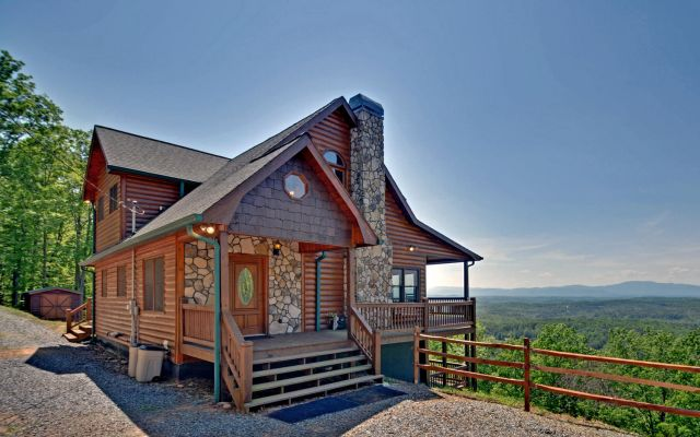Tiny Mountain Houses Location: 14 Mountain Cabins & Tree Houses In Georgia You Won't Believe