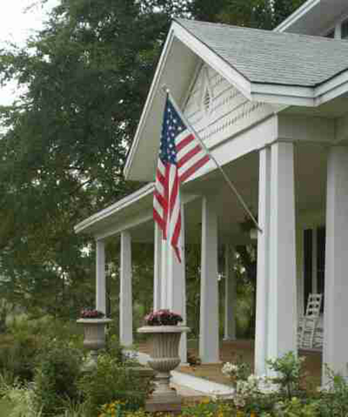 7. American House on the Hill, Piedmont, SC