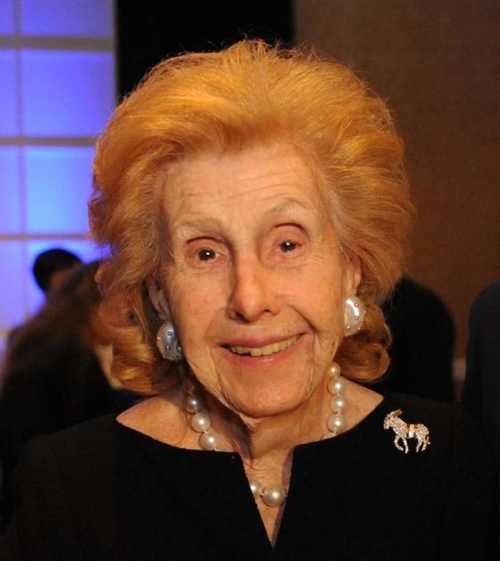 1. Anne Cox Chambers Wealth $17.1 billion