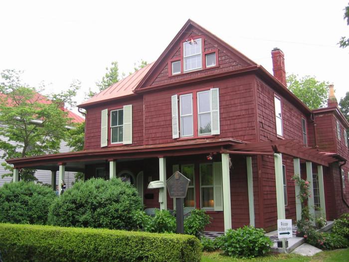 10. Anne Spencer's House, Lynchburg