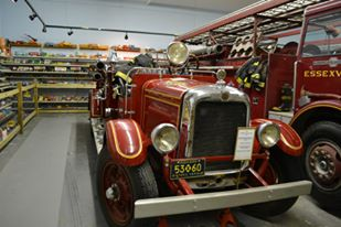 4) Antique Toy and Firehouse Museum, Bay City