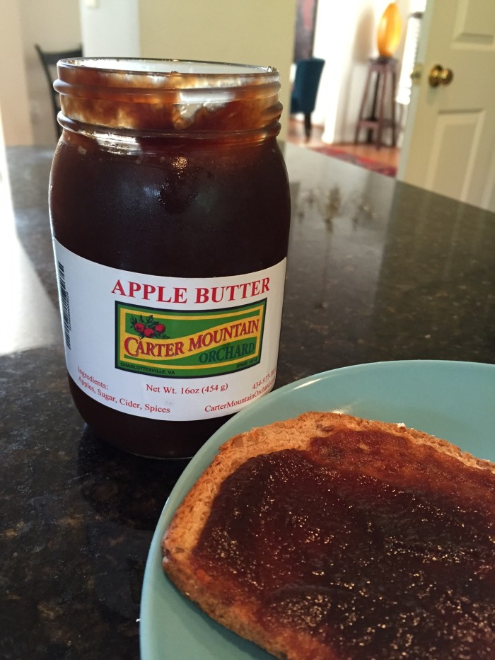 7. Apple Butter