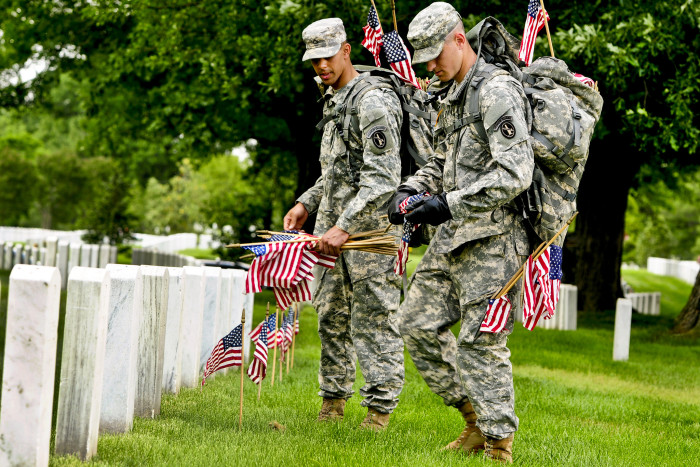 4. See what sacrifice looks like up close in Arlington National Cemetery