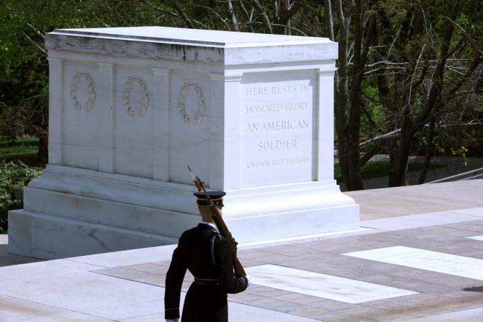 2. ArlingtonCemetery and  Monuments, Arlington