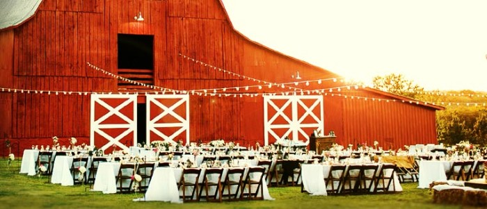 Arrington tn wedding venues