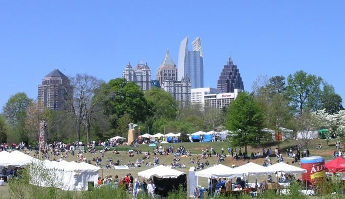 14. Atlanta Festivals