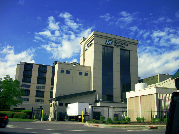 3) Our award-winning hospitals are some of the best in the nation!