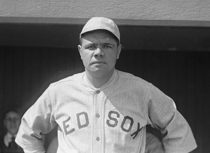 1. Babe Ruth hit his first home run in Fayetteville on March 7th 1914.