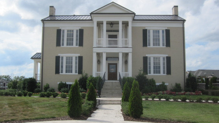 9) The Baber House At Kennesaw Farms - Gallatin