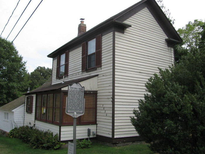 4. The Ball-Sellers House, Arlington