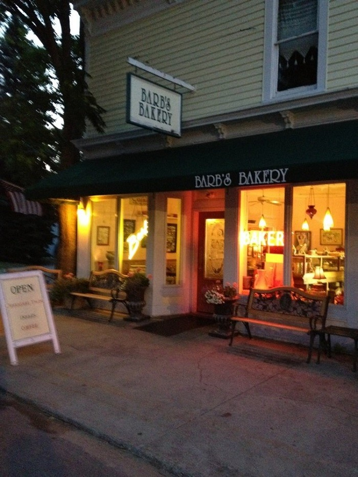 12) Barb's Bakery, Northport
