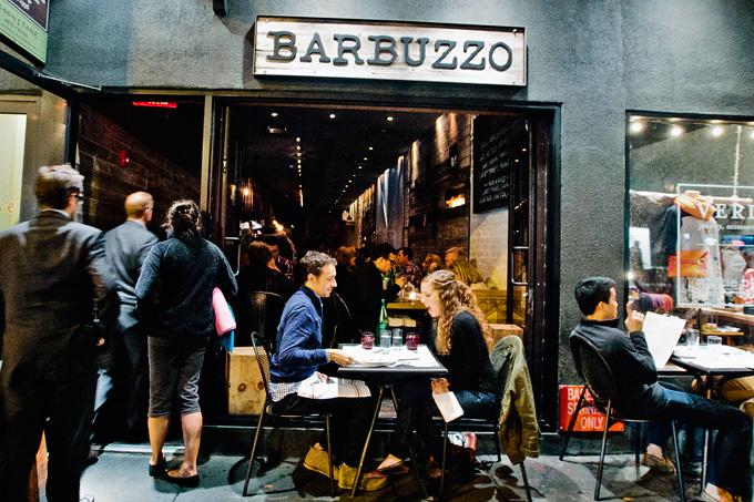 3. Barbuzzo, Philadelphia