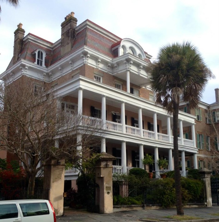4. Battery Carriage House, Charleston, SC