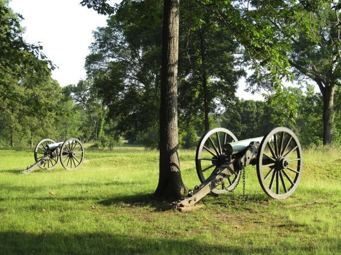3. Virginia Battlefields, Statewide