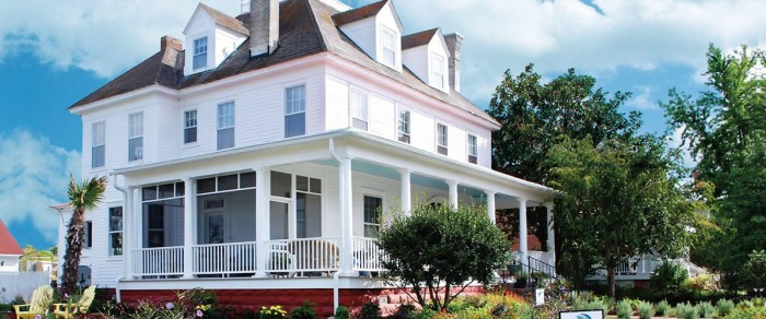 12. Bay Haven Inn, Cape Charles