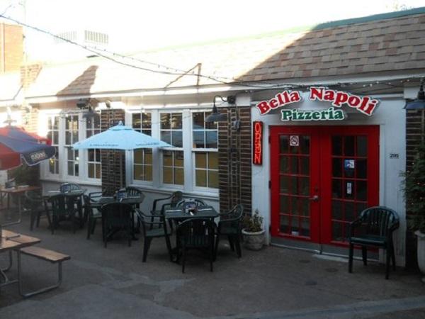 Pizza Nashville Authentic Focaccia - Bella Napoli Pizzeria ...