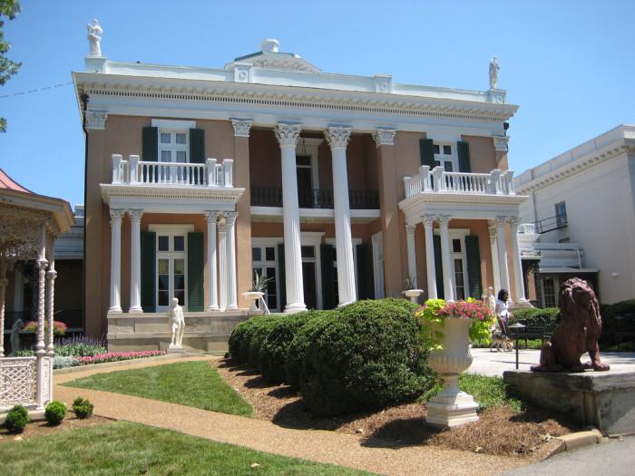 4) Belmont Mansion - Nashville