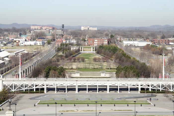 14) Bicentennial Mall
