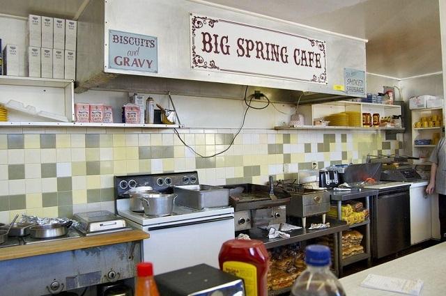Big Spring Cafe