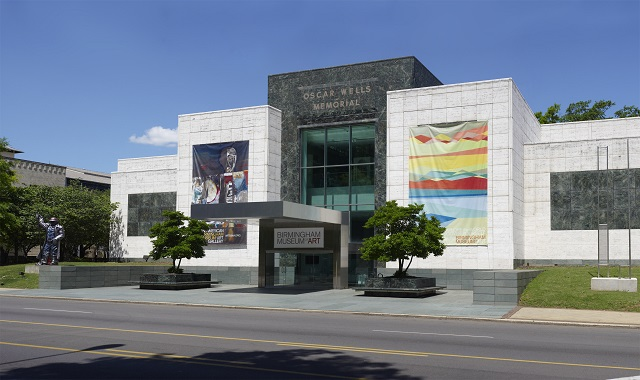 4. Explore the Birmingham Museum of Art to see one of the finest art collections in the Southeast.