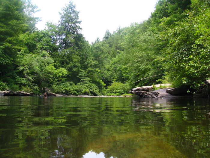 10 tennessee swimming holes you can 39 t miss this summer for Carter swimming pool knoxville tn