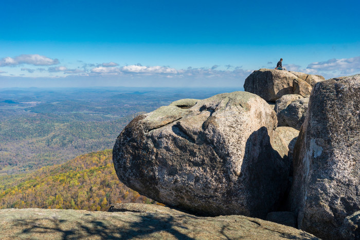 13. Hiked the Blue Ridge and wished you could move there, as well.