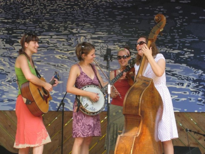 4. Bluegrass Festival of Renfro Valley takes place July 2nd through the 4th.