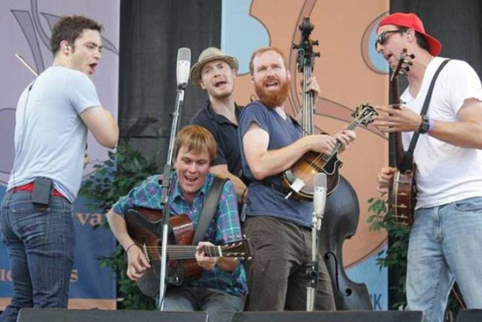 10. The Festival of Bluegrass takes place June 11th through the 14th. It has been an annual event since 1974 at the Kentucky Horse Park Campground in Lexington.  It always takes place the 2nd weekend in June.