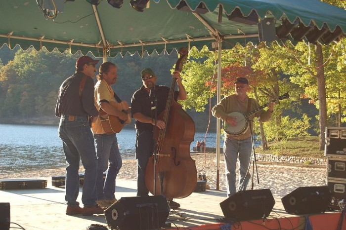 20. The home of Bluegrass music from Jug bands to fiddlers.