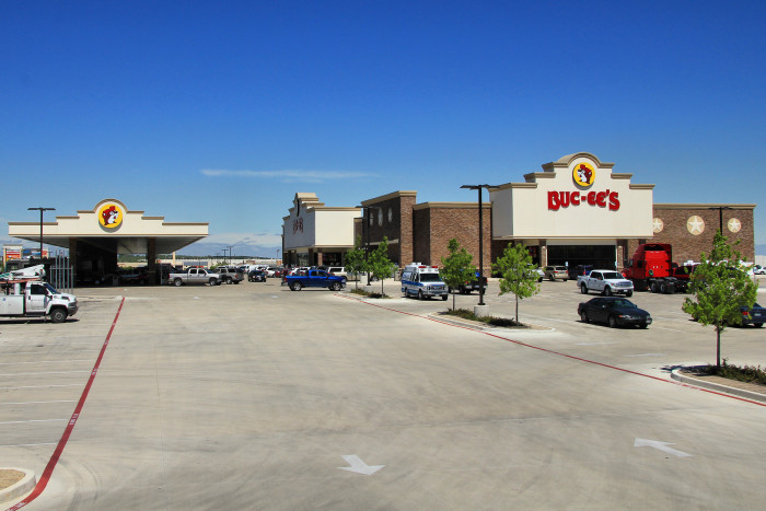10. Visiting Buc-ee's is a surreal experience. It's  basically like a gas station the size of an entire strip mall.  Then there are like 50 bathroom stalls, constantly being cleaned. I have to say I've driven through Texas, and with its nice rest areas, 85 mph speed limit and Buc-ee's it's a great place to drive.