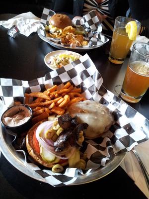 21) Buck Burgers and Brew, St. Joseph