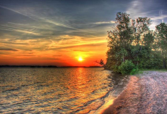 10 Amazing Beaches In Kentucky