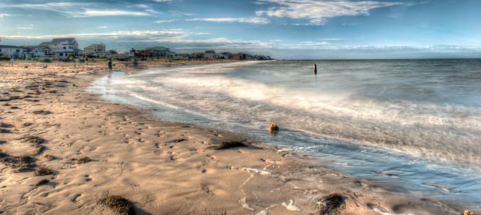 8. Buckroe Beach, Hampton