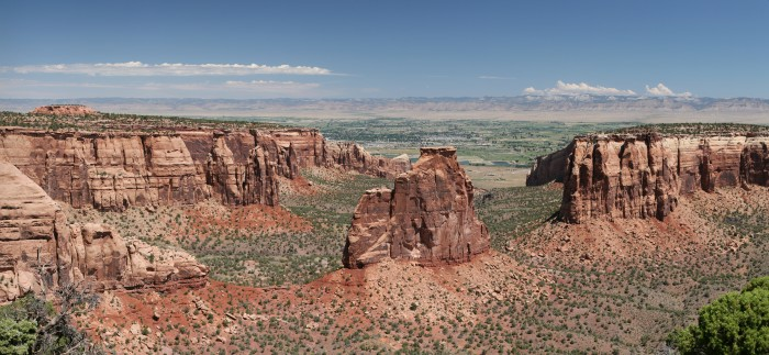 8.) Monument Canyon