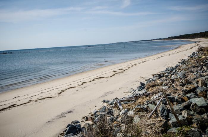 10. Cape Charles Beach, Cape Charles
