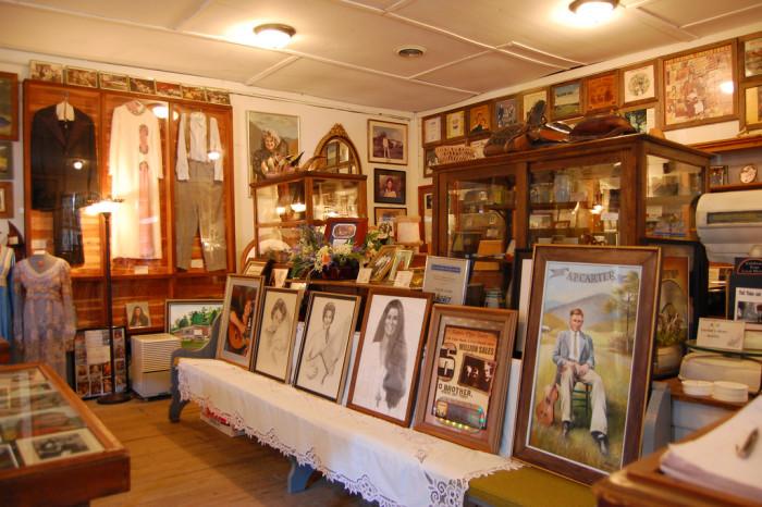 Carter Family museum