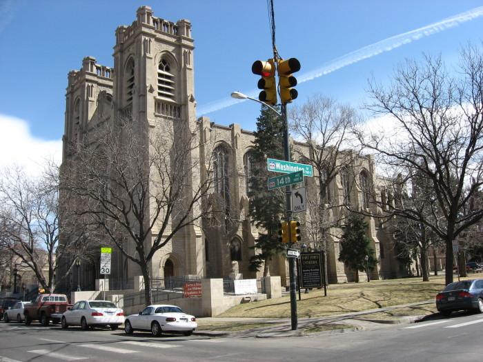 4) St. John's Cathedral (Denver)