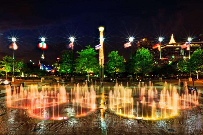 12. Centennial Olympic Park