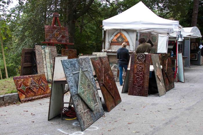 8. Chastain Park Arts Festival