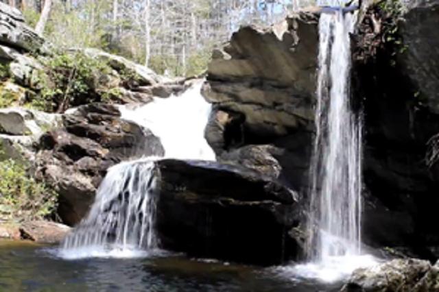 3. Cheaha Falls