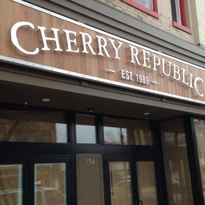 3) Cherry Republic, Traverse City