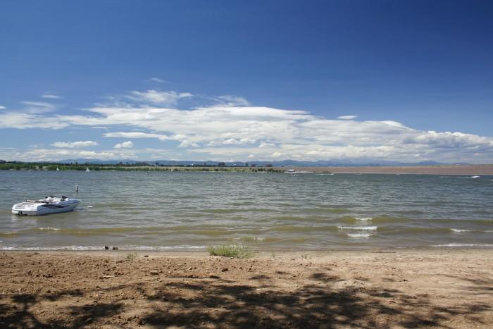 1) Cherry Creek Reservoir
