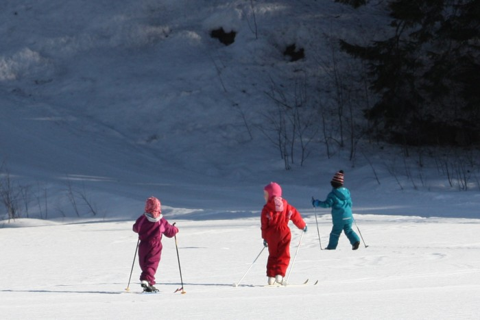 7.) Your school handed out discount ski passes for good grades.
