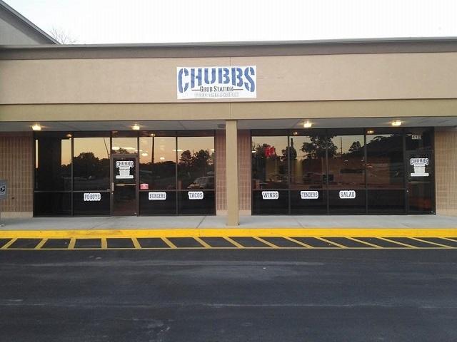1. Chubb's Grubb Station
