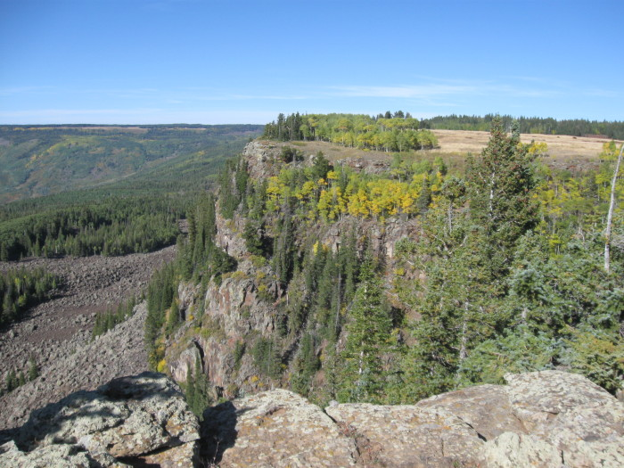 4.) Grand Mesa National Forest