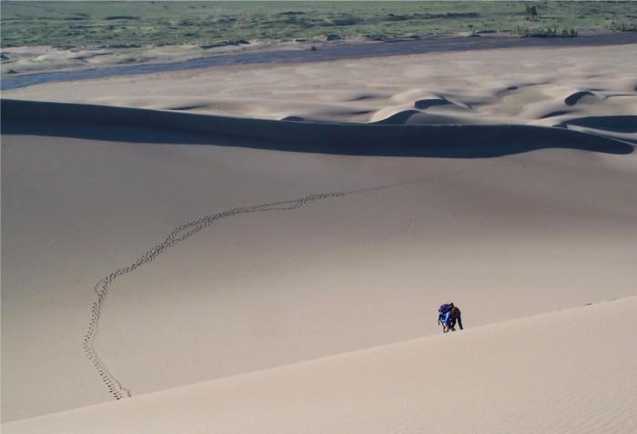4.) Star Dune (Great Sand Dunes)