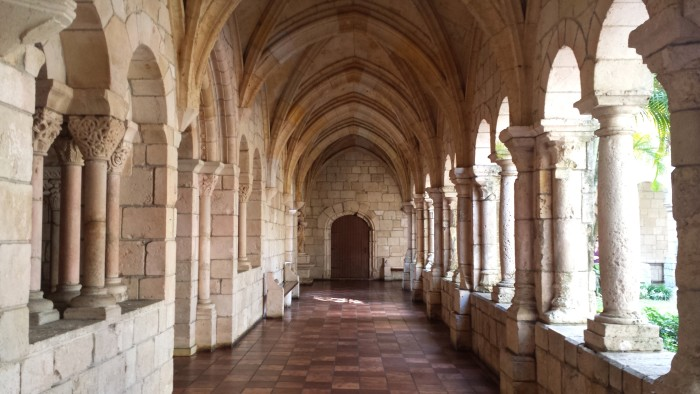 10. Ancient Spanish Monastery