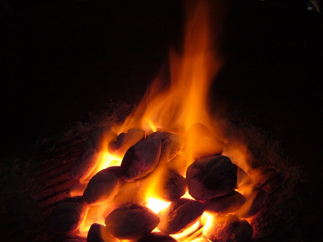 6. Coal Fire, Alabama - With all of the grilling that goes on in Alabama, it was bound to happen sometime.