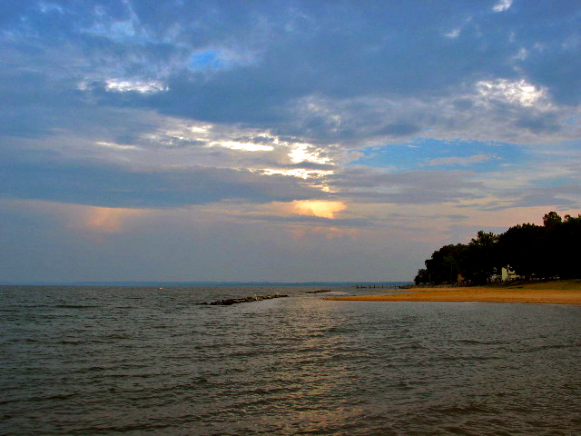 6. If the Virginia Beach isn't your scene, try the Potomac for sand and sun in the Northern Neck.