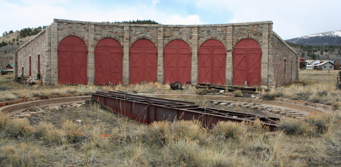 12.) Roadhouse in Como, Colorado